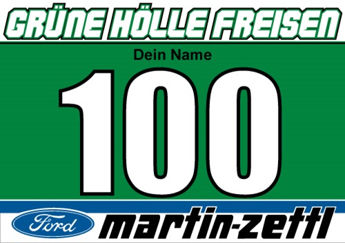 Startnummer-100