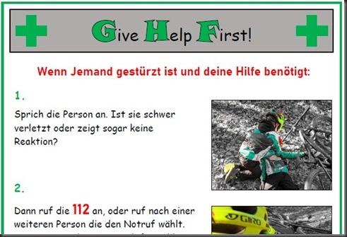 GiveHelpFirst