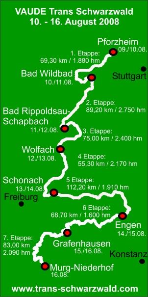 Trans Schwarzwald 2008